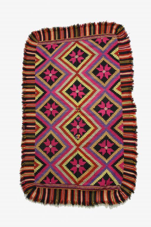 Ковёр — покрывало на сундук (шобрет). 1920 - 1922 годы