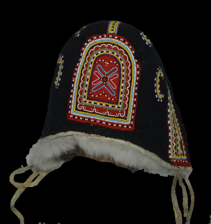 Мужская шапка «огуруолаак бэргэhэ». <br/>Вторая половина 20 века