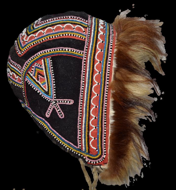 Орнаменты традиционной одежды долган