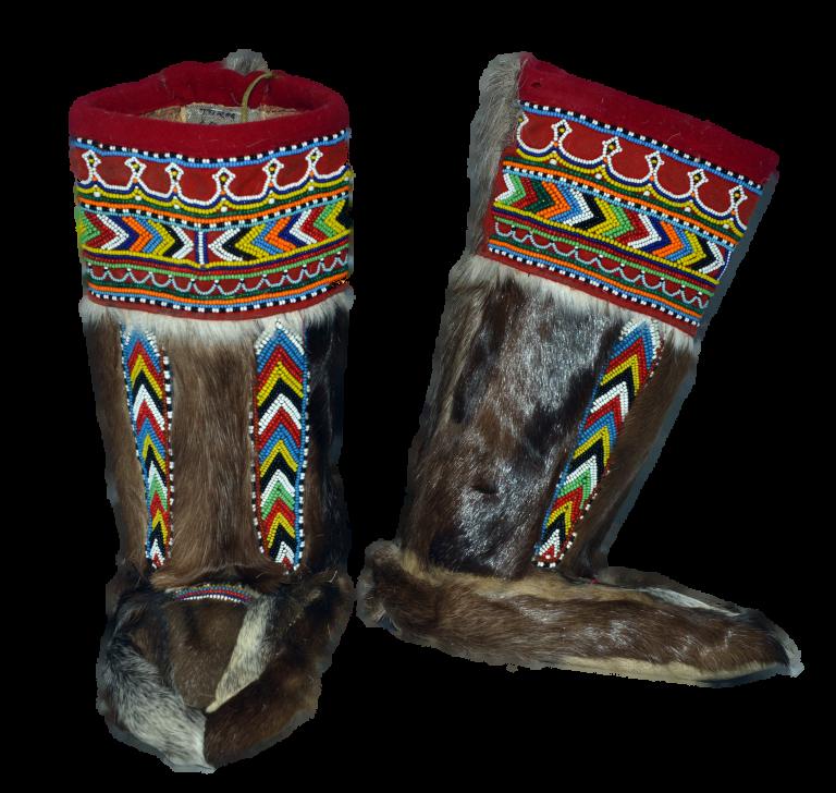 Мужская обувь «огуруолак луунтик». <br/>Середина 20 века