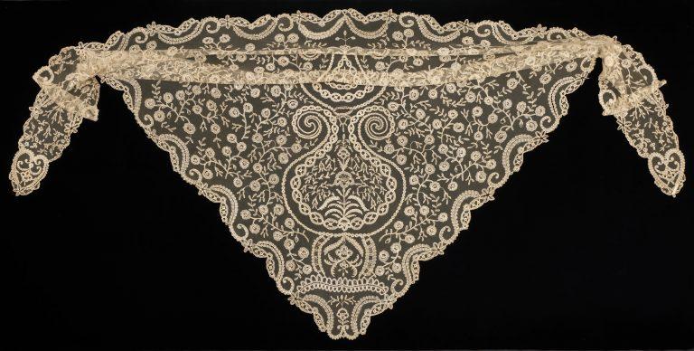 Shawl. 1850-70