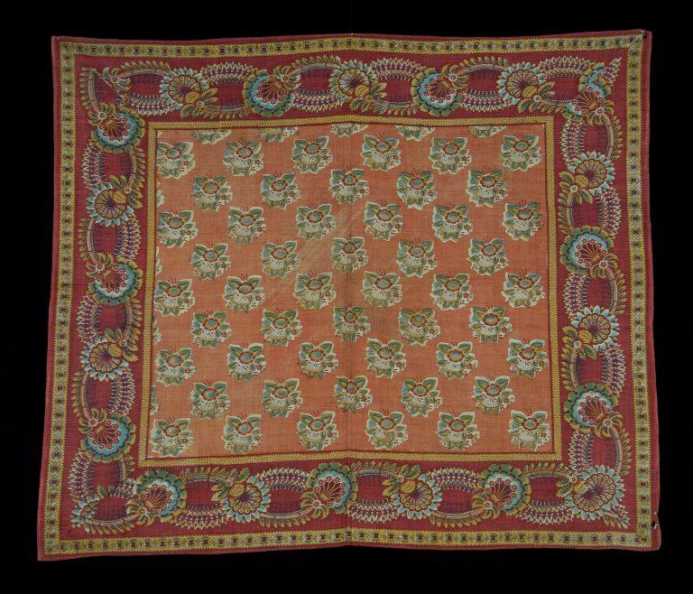 Headcloth. 1805-10