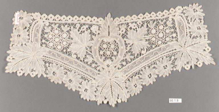 Cuffs (2). late 19th century