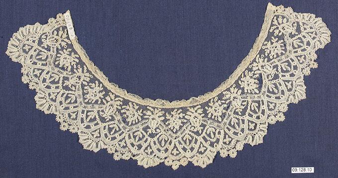 Collar. early 19th century