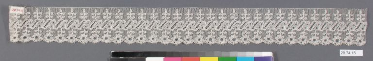 Fragment. early 19th century