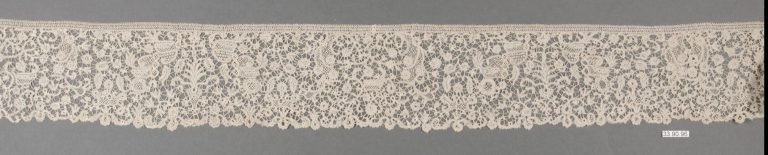Edging. early 18th century