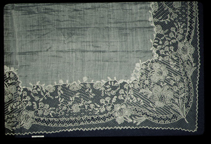 Handkerchief. third quarter 19th century