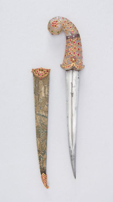 Dagger with Sheath. <br/>18th-19th century