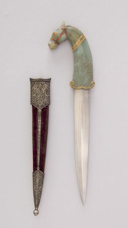 Dagger with Sheath. <br/>17th-19th century