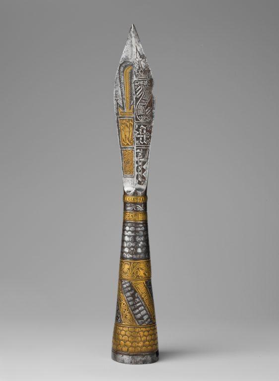 Three Ceremonial Arrowheads. <br/>ca. 1437-39