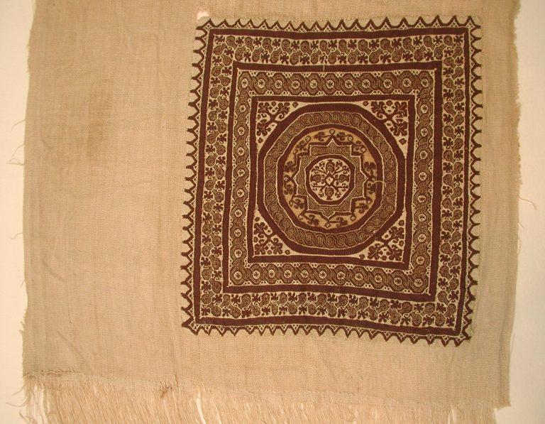 Textile Fragment. 3rd-4th century