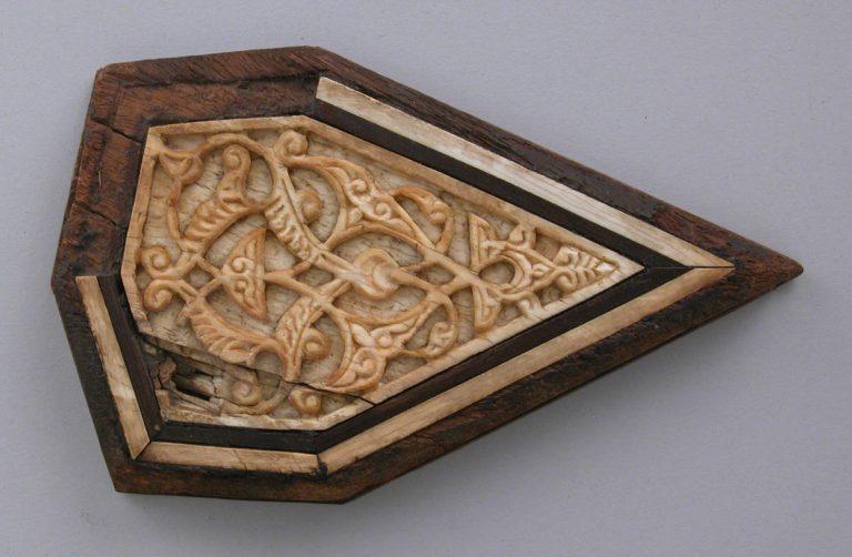 Panel. 13th-14th century