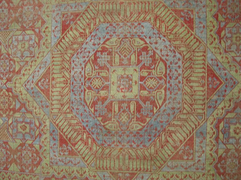 Carpet. <br/>late 15th-early 16th century