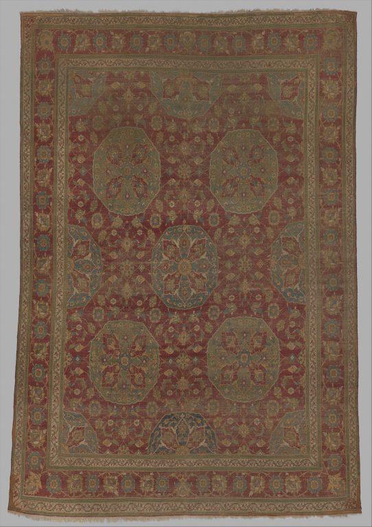 Carpet. <br/>17th century