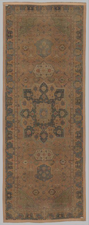 Carpet. <br/>16th century