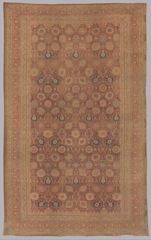Carpet. <br/>probably 18th century