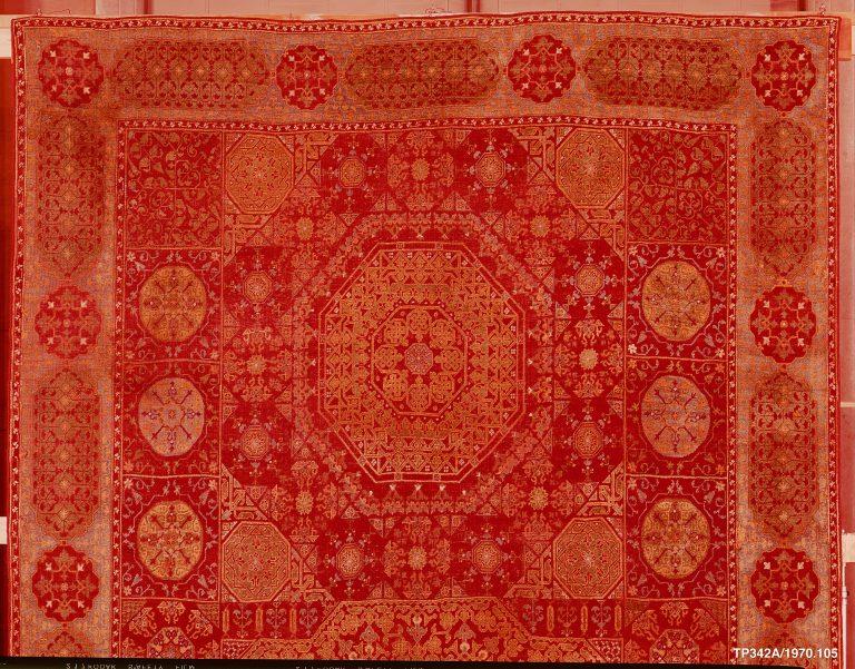 The 'Simonetti' Carpet. <br/>ca. 1500