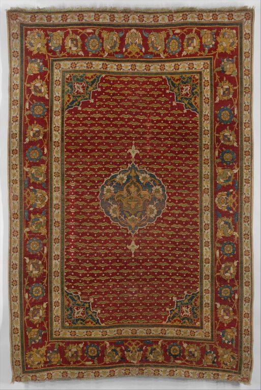 Carpet. <br/>ca. 1550