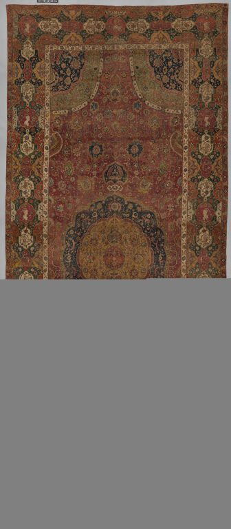 The Seley Carpet. <br/>late 16th century