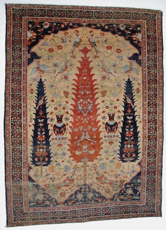 Carpet. <br/>late 18th century