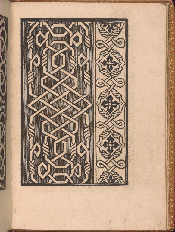 Convivio delle Belle Donne, page 13 (recto)