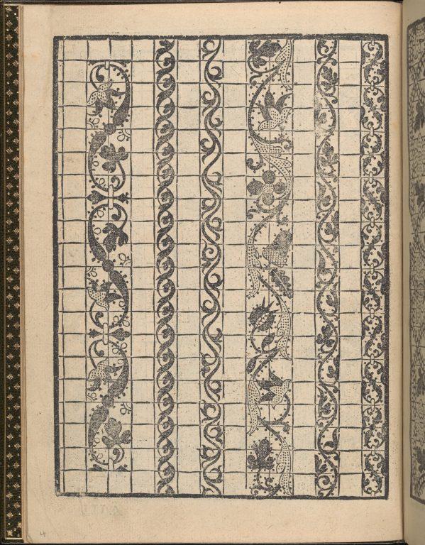 La Gloria et l'Honore di Ponti Tagliati, E Ponti in Aere, page 3 (recto)