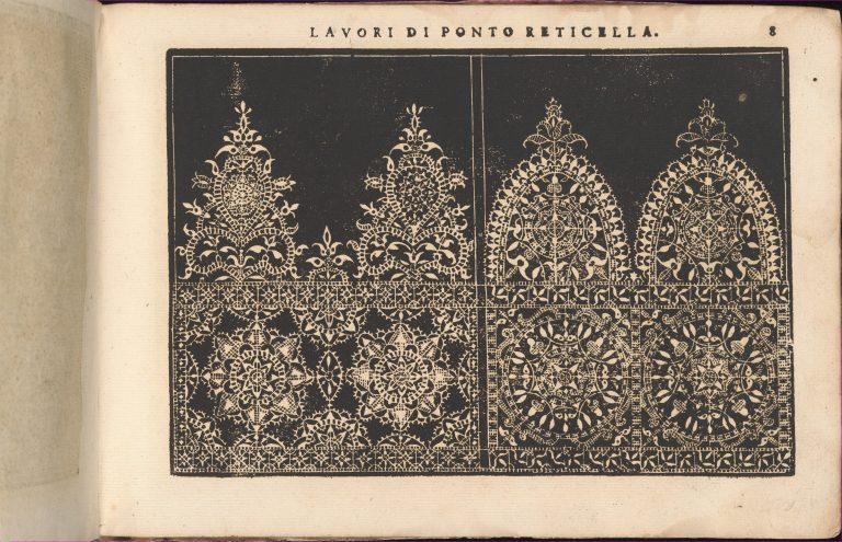 Teatro delle Nobili et Virtuose Donne..., page 10 (recto). <br/>1616