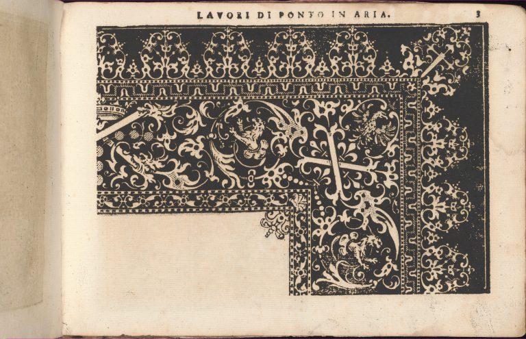 Teatro delle Nobili et Virtuose Donne..., page 11 (recto). <br/>1616