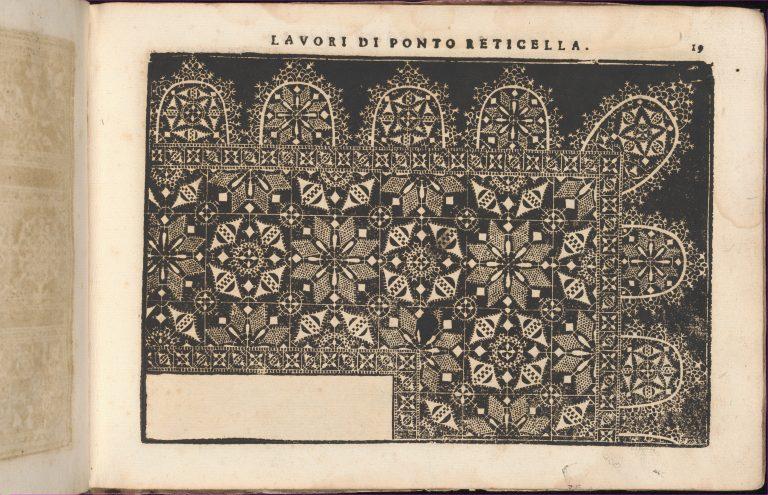 Teatro delle Nobili et Virtuose Donne..., page 21 (recto). <br/>1616