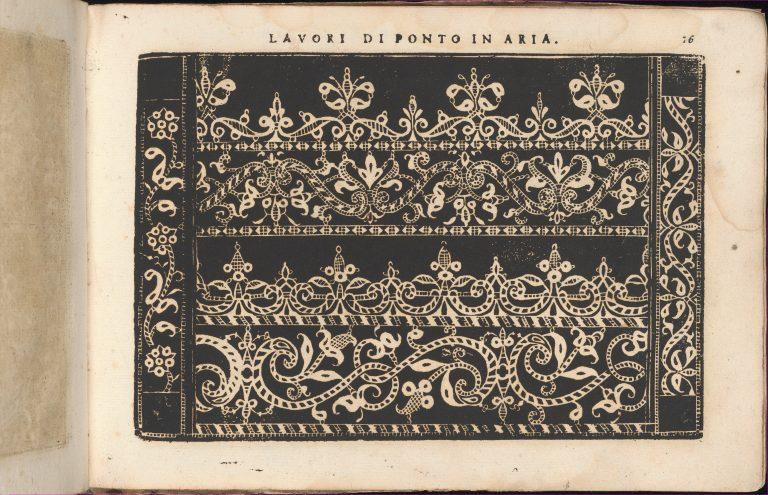 Teatro delle Nobili et Virtuose Donne..., page 24 (recto). <br/>1616