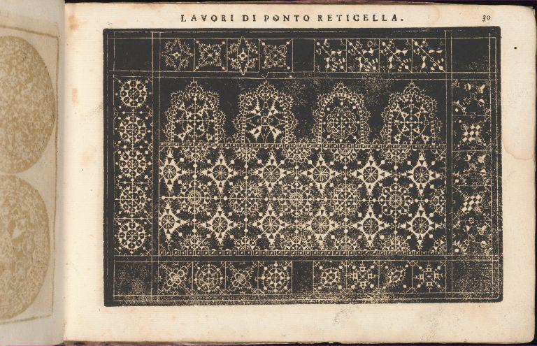 Teatro delle Nobili et Virtuose Donne..., page 28 (recto). <br/>1616