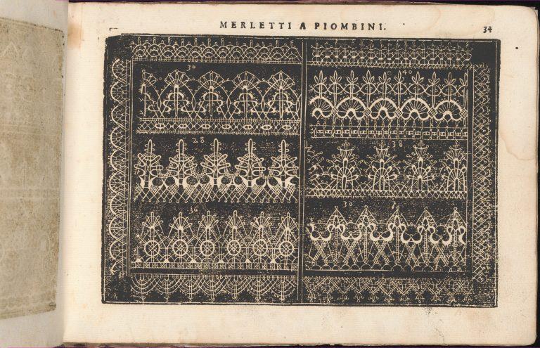 Teatro delle Nobili et Virtuose Donne..., page 30 (recto). <br/>1616
