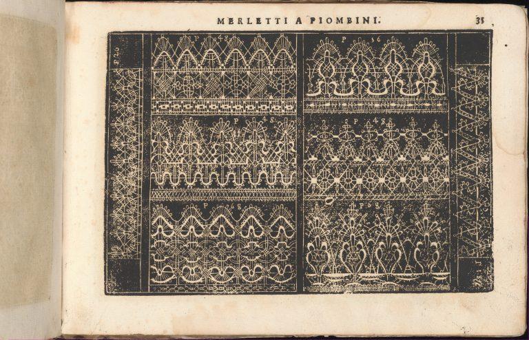 Teatro delle Nobili et Virtuose Donne..., page 31 (recto). <br/>1616