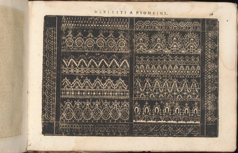 Teatro delle Nobili et Virtuose Donne..., page 32 (recto). <br/>1616