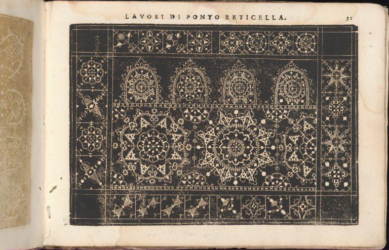 Teatro delle Nobili et Virtuose Donne..., page 34 (recto). <br/>1616