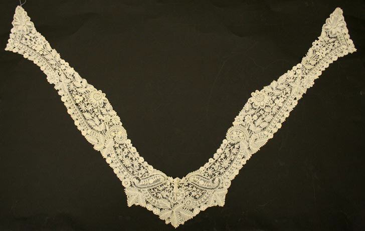 Lappet. late 19th-early 20th century