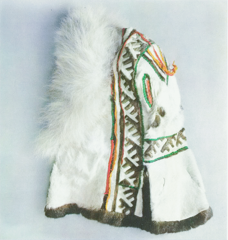 Ненецкий женский капрол. <br/>1930-е годы