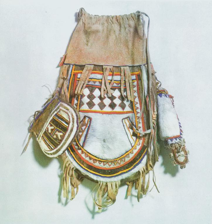 Ненецкая сумка. <br/>1950-е годы